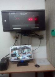 Camara de Seguridad - Monitor