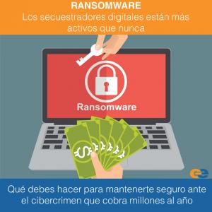 Secuestro digital o Ransonware