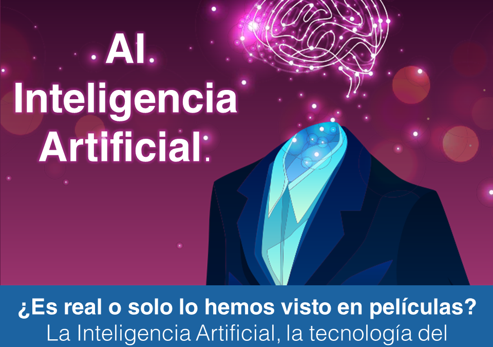 Inteligencia Artificial – IA o Artificial Intelligence – AI