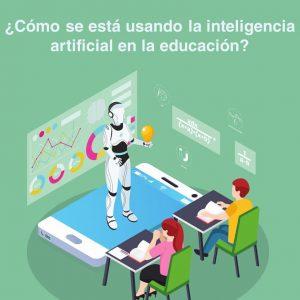 Inteligencia artificial en educacion