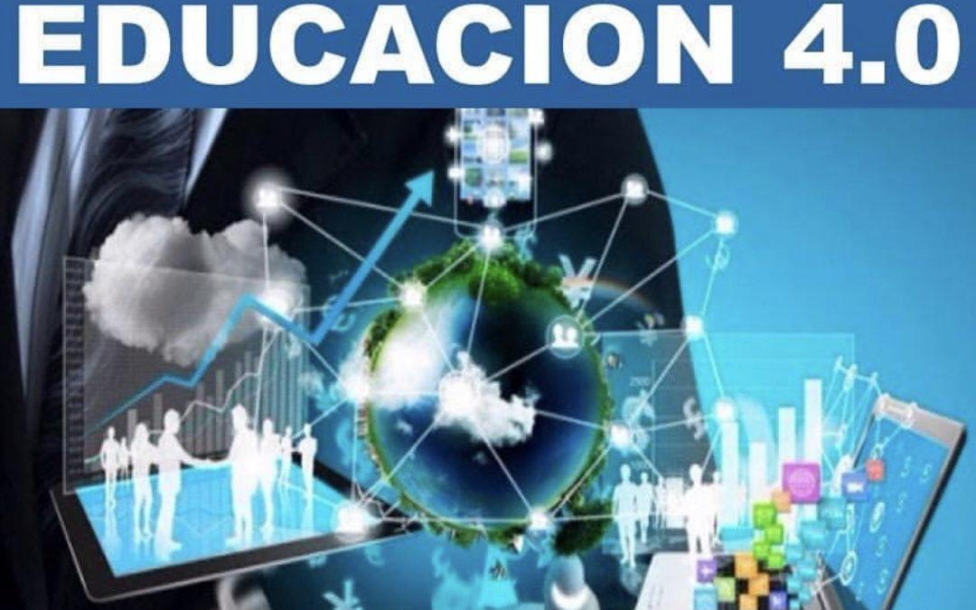 Qué significa Educación 4.0